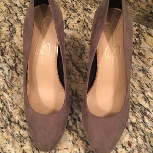 Jessica Simpson Charcoal Pumps