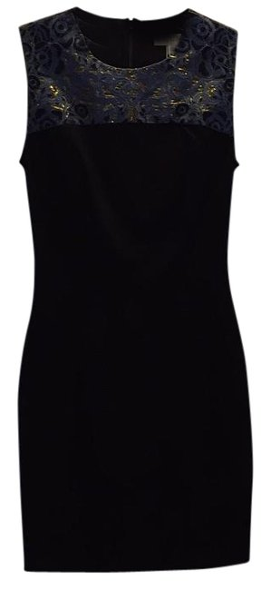 Preload https://img-static.tradesy.com/item/15797752/erin-fetherston-black-leni-embroidered-top-sneath-knee-length-short-casual-dress-size-0-xs-0-1-650-650.jpg