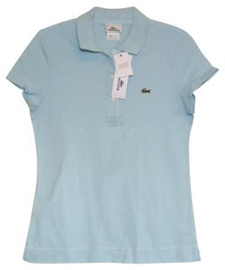 Lacoste Polo Top Light Blue