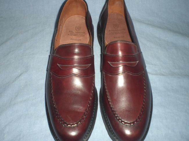 Item - Burgundy 4839 Randolph Loafers Shoes