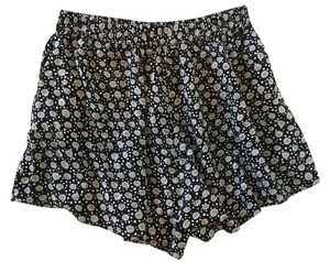 MINKPINK Dress Shorts Black and White
