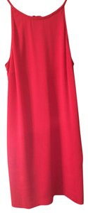 Banana Republic short dress Fuschia on Tradesy