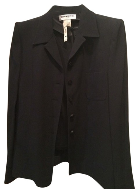 Sonia Rykiel Two Piece designer jacket and blouse set made in Paris