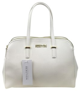 Kenneth Cole Satchel in Milk