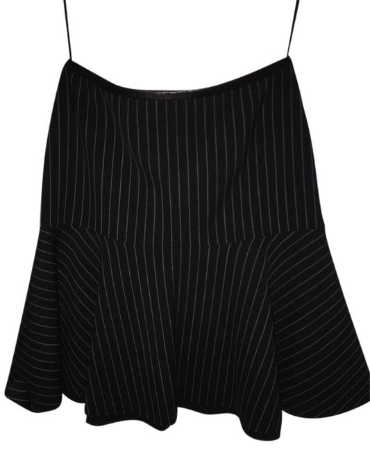 Preload https://img-static.tradesy.com/item/15799261/ralph-lauren-black-label-blackwhite-pinstripe-pleated-skirt-size-4-s-27-0-1-650-650.jpg