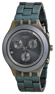 Swatch Swatch Unisex Full-Blooded Watch SVCM4007AG Grey Analog