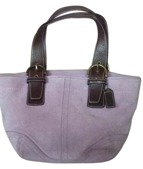 Preload https://item1.tradesy.com/images/coach-functional-light-purplehandle-dark-brown-suede-hobo-bag-157995-0-2.jpg?width=440&height=440
