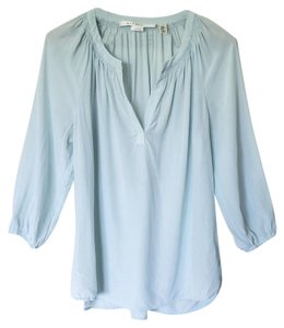 Max Studio Tunic Top Silk