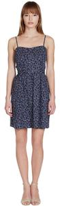 Joie short dress $70 ** Free Shipping ** New W/ Tags Rayanne Navy on Tradesy