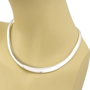 Tiffany & Co. Vintage Tiffany Co. Sterling Silver Collar Necklace