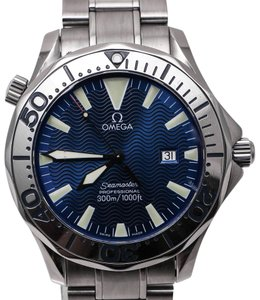 Omega Omega Seamaster Professional Stainless Steel Watch