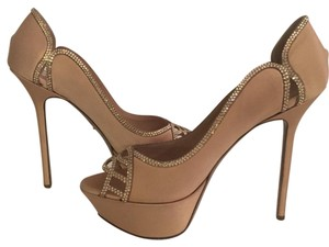 Sergio Rossi Beige Formal