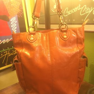 Bo bo bags ca Tote in orange