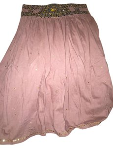 Mixnouveau Skirt Brown