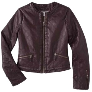Xhilaration Leather Jacket