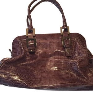 Helen Welsh Tote in Purple