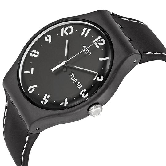 Swatch Swatch Male Casual Watch STSUOB711 Black Analog