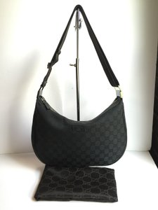 Gucci Signature Hobo Bag