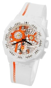 Swatch Swatch Unisex Dress Watch SUIW411 White Digital