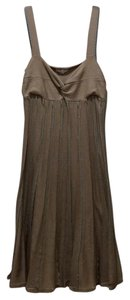 Valentino short dress Tan/beige on Tradesy