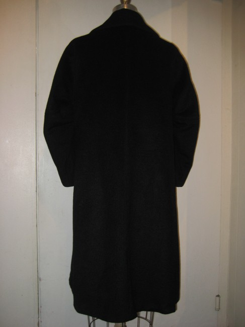 Other Charcoal Wool Mohair Romeo Gigli 'esk Size S Coat