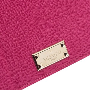 Valentino Valentino Pink Leather iPad Case