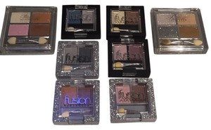 Fusion Eyeshadow Bundle of 8 Palettes Fusion Eyeshadows