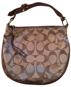 Coach Classic Monogram Shoulder Bag