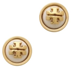 Tory Burch TORY BURCH MELODIE STUD EARRINGS