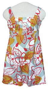 Anthropologie short dress Floral on Tradesy