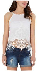 Rue 21 Top white