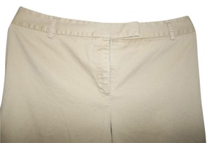 Kenneth Cole Corduroy Capris Tan