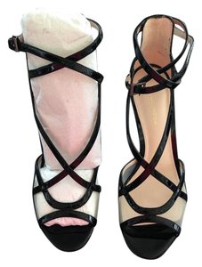 Pelle Moda Strappy Sandal Cute Black Pumps