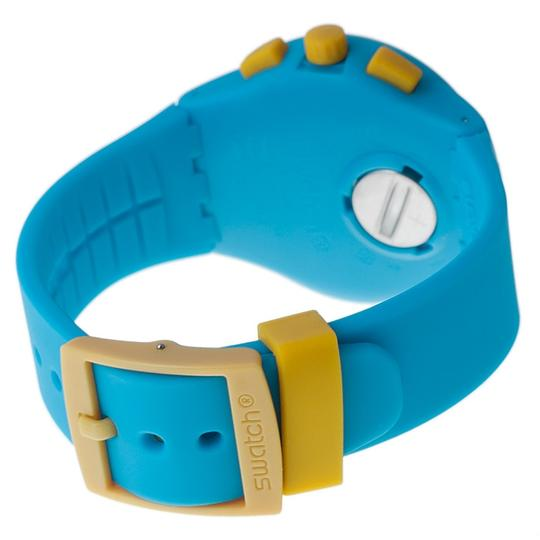 Swatch Swatch Male Fashion Watch SUSS400 Blue Analog