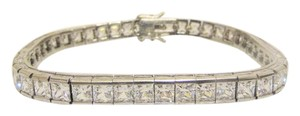 Victoria Wieck Victoria Wieck Absolute Icicle Line Tennis Bracelet Size 8