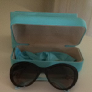 Tiffany & Co. Like New Tiffany Havana Bow Sunglasses