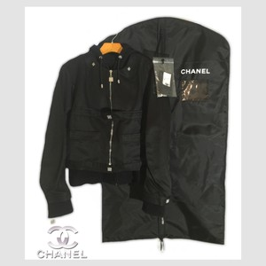 Chanel Motorcycle Jacket
