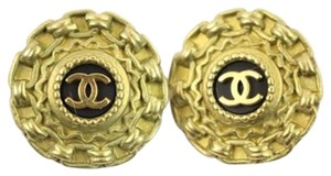 Chanel CC Earrings Pendant Charm CCTL50