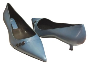 Marc Jacobs Blue/Black Pumps