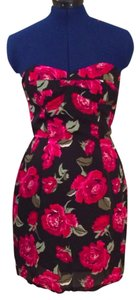 BCBGeneration Night Out Girly Floral Dress