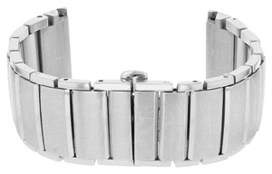 Montblanc Montblanc 24 - 22 mm Stainless Steel Men's Watch Band w. Clasp (12496)