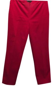 Peace of Cloth Straight Pants Red