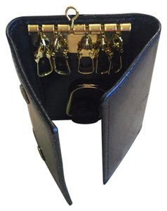 Bosca Old Leather Moda Di Roma Key Case