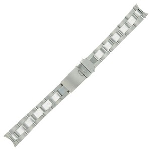 Movado Movado 14 - 12 mm Stainless Steel Ladies Watch Band (7629)