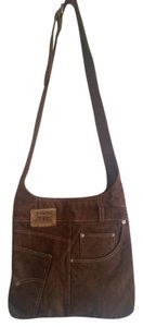 Levi's Crossbody Brown Messenger Bag
