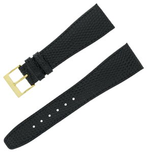 Rado Rado 22 - 16 mm Black Leather Men's Watch Band (7427)