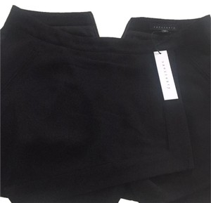 Sanctuary Clothing Mini Skirt Black