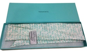 Tiffany & Co. Atlas Ribbon Scarf