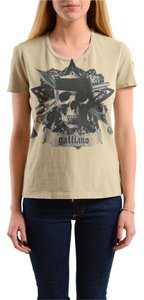 John Galliano T Shirt Multi-Color