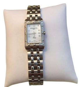 Raymond Weil Diamond Watch Bracelet Watch